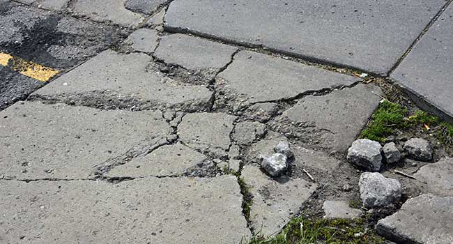 Illinois District Receives State Grant to Improve Sidewalk Safety