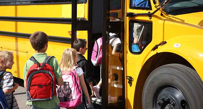 San Antonio ISD to Implement Child-Tracking Bus Safety Tech