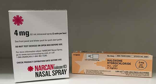 Opioid Overdose Antidote Kits Distributed to Arkansas School Nurses