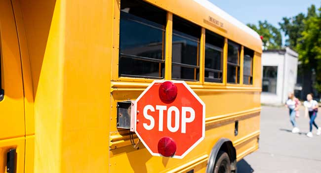 New Indiana Safety Law Changes School Bus Routes