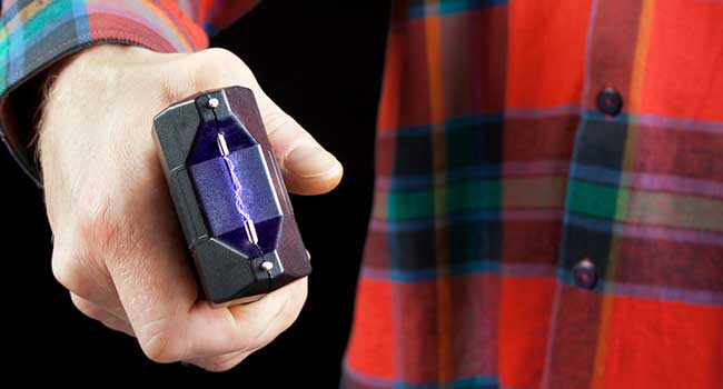 New Law allows Stun Guns on Iowa Public University and Community College Campuses