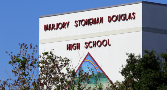 Majory Stoneman Douglas High School