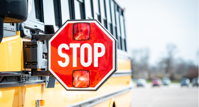 Indiana Police Department, School District to Target Those Passing Stopped School Buses