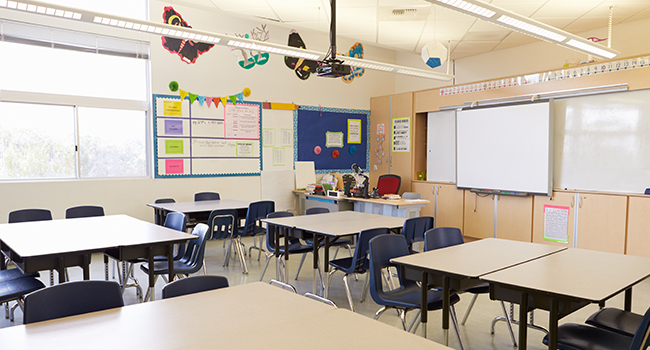 Arkansas District Adds Safe Rooms for Classroom Safety