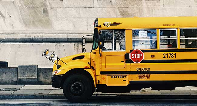 New York State Signs Legislation to Allow Cameras on School Bus Stop Arms