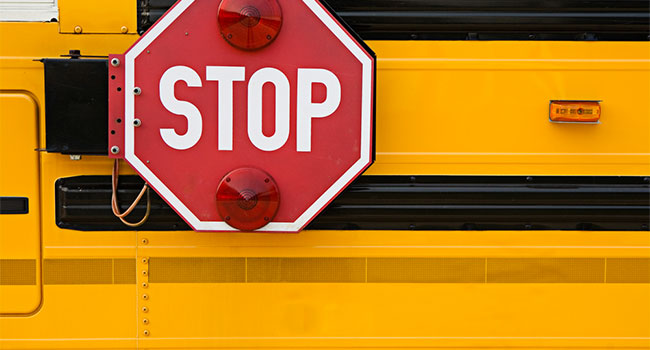 New Bus Safety Technology Installed on Carroll County Public Schools Bus Fleet